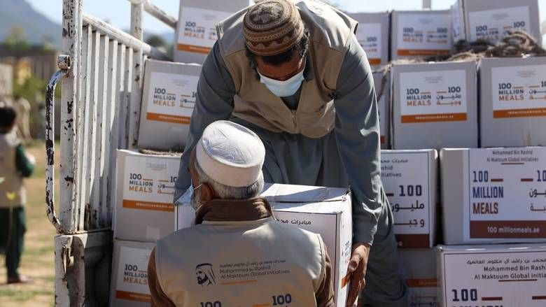 Ramadan 2021: UAE's 100 Million Meals campaign begins in Pakistan, Jordan and Egypt